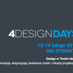 Dwie ważne rozmowy podczas 4 DESIGN DAYS w Katowicach
